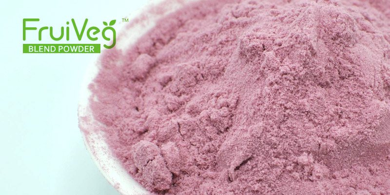 FruiVeg® Organic 15 Pre-blend Powder