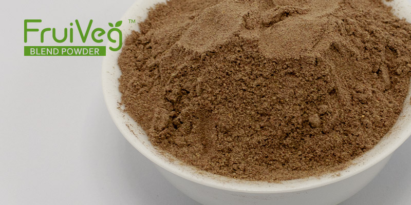 FruiVeg® Organic 25 Pre-blend Powder