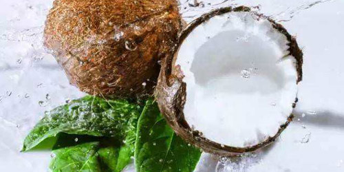 The nutritional value of coconut